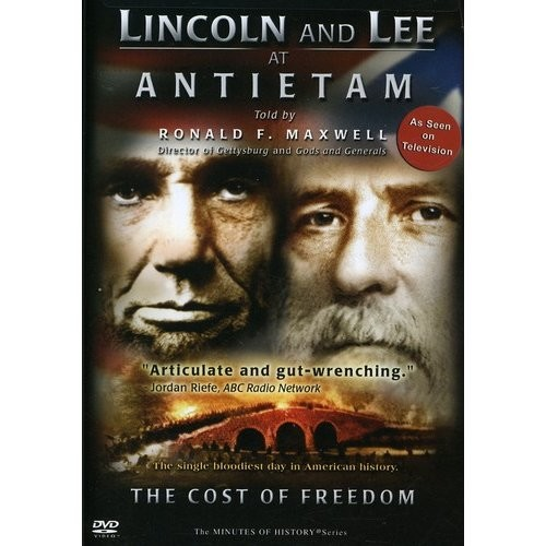 Lincoln and Lee at Antietam: The Cost of Freedom [DVD] [2006]