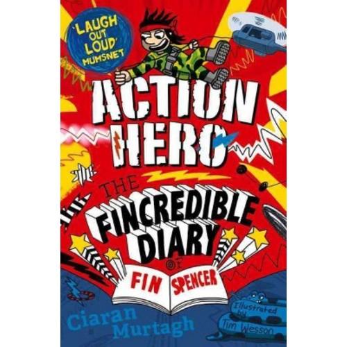 Action Hero (Paperback) (Ciaran Murtagh)