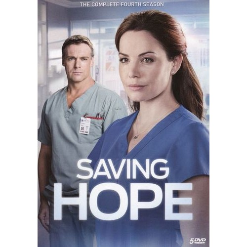 Saving Hope: Season Four [5 Discs] [DVD]