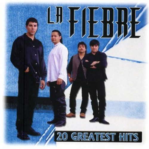 Fiebre - 20 Greatest Hits (CD)