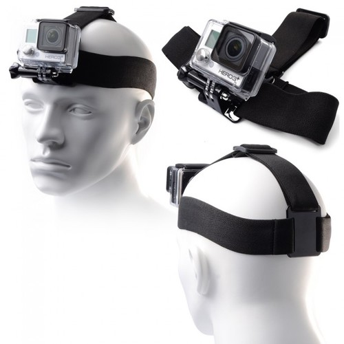 Ultra 1080P Waterproof Wireless WiFi 2 LCD Display Action Sports Camera Bundle