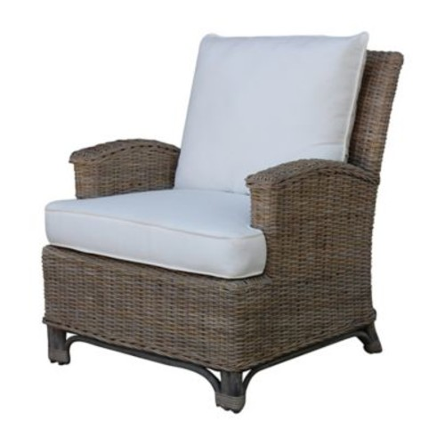 Panama Jack Sunroom Exuma Lounge Chair; Ariel Sunset