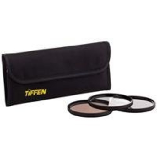 Tiffen 72mm Video Essential DV Filter Kit