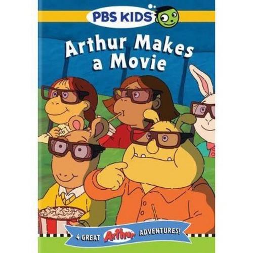 Arthur: Arthur Makes A Movie (DVD)