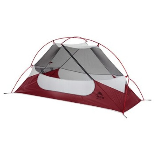 MSR Hubba NX Solo Backpacking Tent [Attribute : 17ft]