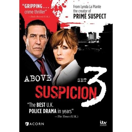 Above Suspicion: Set 3 [DVD]
