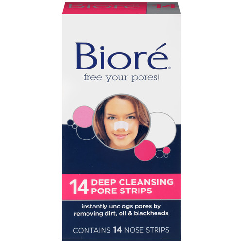 Biore Pore Perfect Deep Cleansing Pore Strips