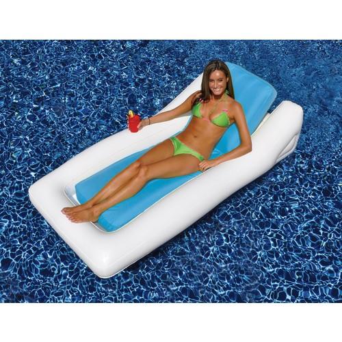 Swimline Sunsoft 71-in Hybrid Pool Lounger