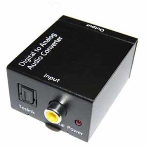 Bytecc Digital to Analog Audio Converter