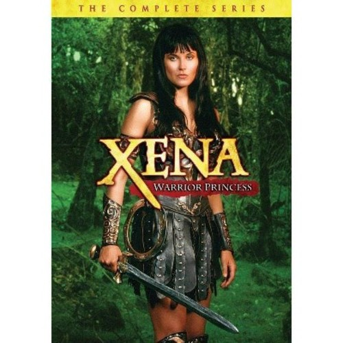 Xena:Warrior princess the complete se (DVD)