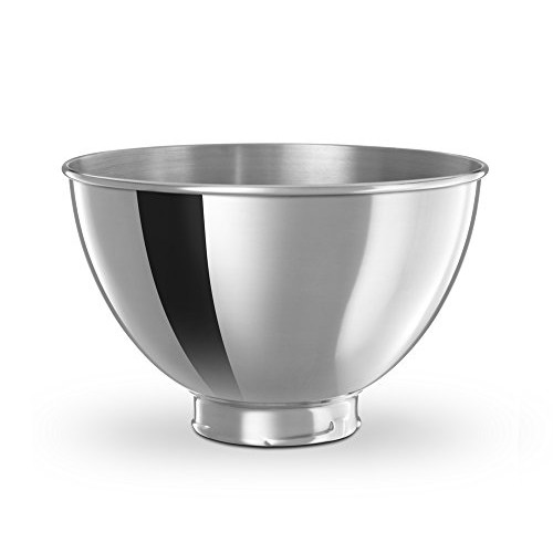 KitchenAid KB3SS 3-Quart Stainless Steel Bowl for Tilt-Head Stand Mixers