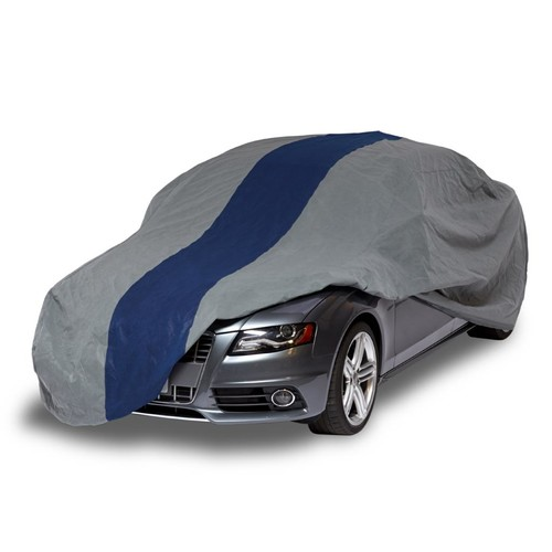 Duck Covers Double Defender Semi-Custom Car Cover, Fits Sedans up to 14 ft. 2 in.