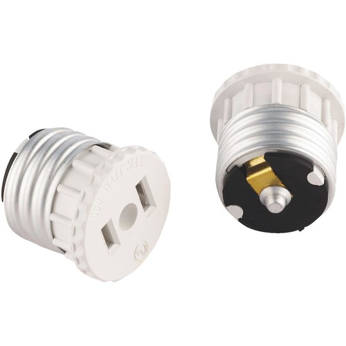 Leviton - Socket/Outlet Adapter