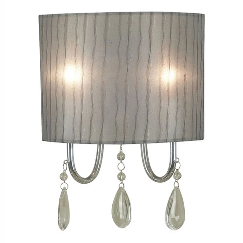Arpeggio 2-Light Wall Sconce