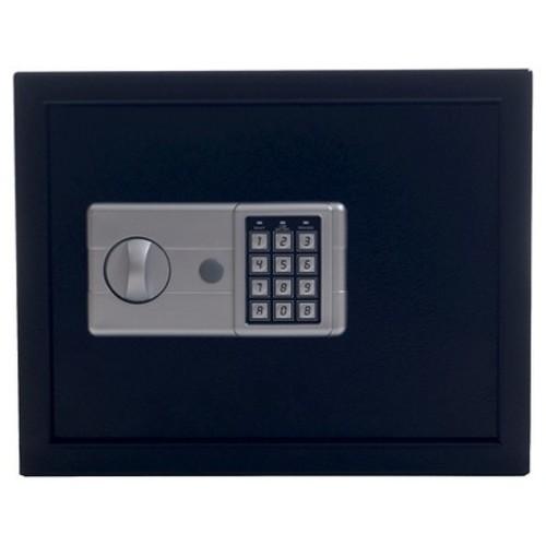 Stalwart Electronic Large Safe Black