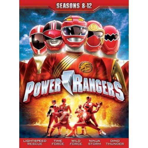 Power Rangers: Seasons 8-12 [26 Discs]