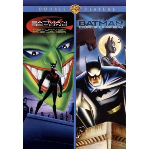 Batman Beyond: Return of the Joker/Batman: Mystery of the Batwoman [DVD]