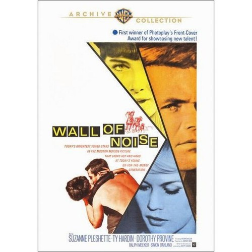 Wall of Noise [DVD] [1963]