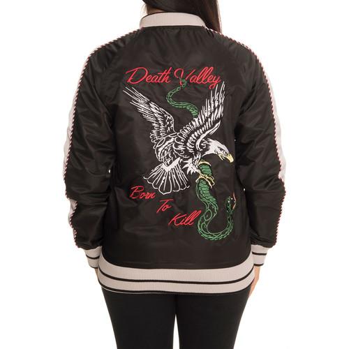 The Death Valley Souvenir Jacket in Black