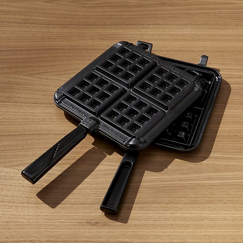 Nordic Ware Belgian Stovetop Waffle Iron