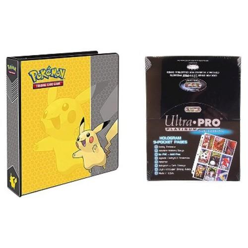 Ultra Pro Pokmon Pikachu 2