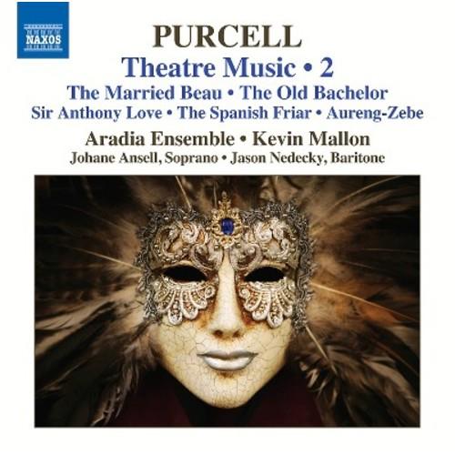 Aradia Ensemble - Purcell: Theatre Music, Vol. 2 (CD)