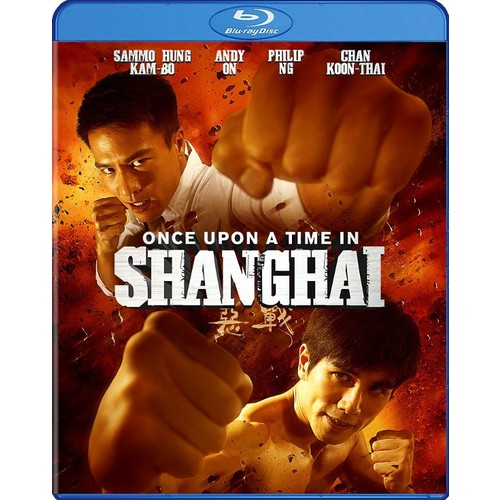 Once Upon a Time in Shanghai [Blu-ray] [2014]