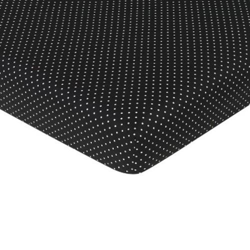 Sweet Jojo Designs Kaylee Fitted Crib Sheet - Polka Dot
