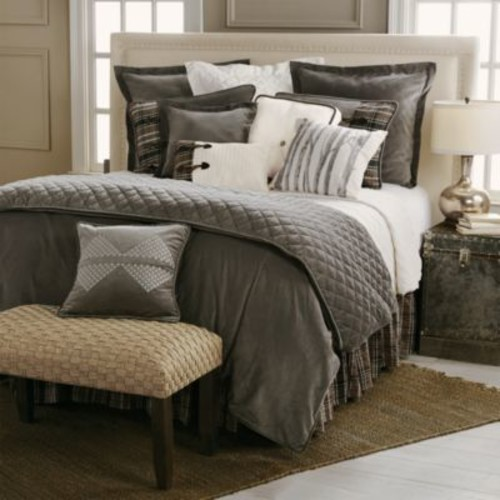 HiEnd Accents Whistler Four-Piece Comforter Set