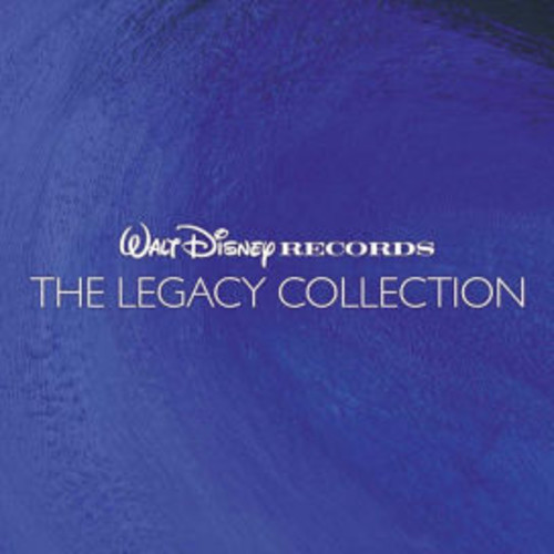 Walt Disney Records: The Legacy Collection