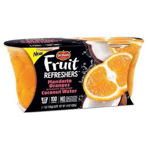 Del Monte Fruit Refreshers Mandarin Orange - 14oz
