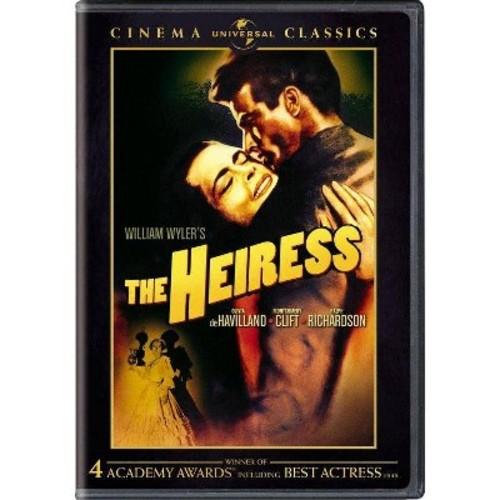 The Heiress [DVD] [English] [1949]