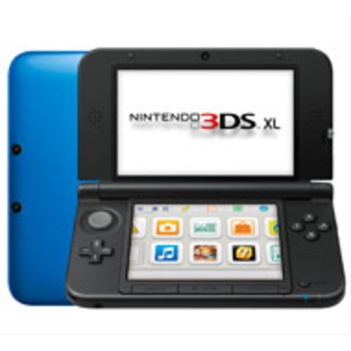 Nintendo 3DS XL System - Blue (ReCharged Refurbished)