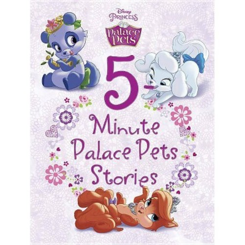 Palace Pets 5-Minute Palace Pets Stories