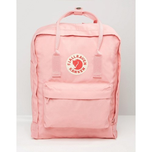Fjallraven Classic Kanken Backpack In Pastel Pink