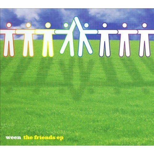 The Friends EP [CD] [PA]