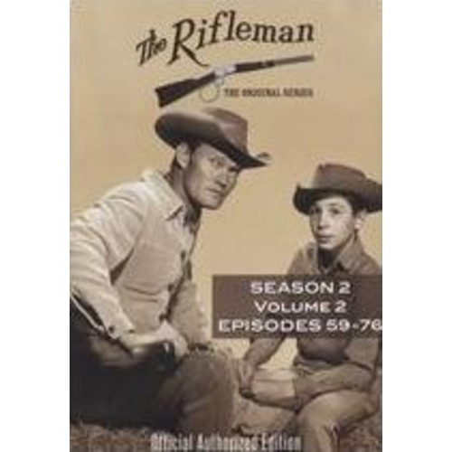 Rifleman: Season 2 Vol. 2 (DVD)