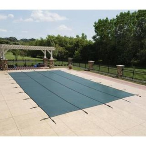 Robelle Desert Camo In-Ground Swimming Pool Winter Cover featuring Fusion-Extreme Technology