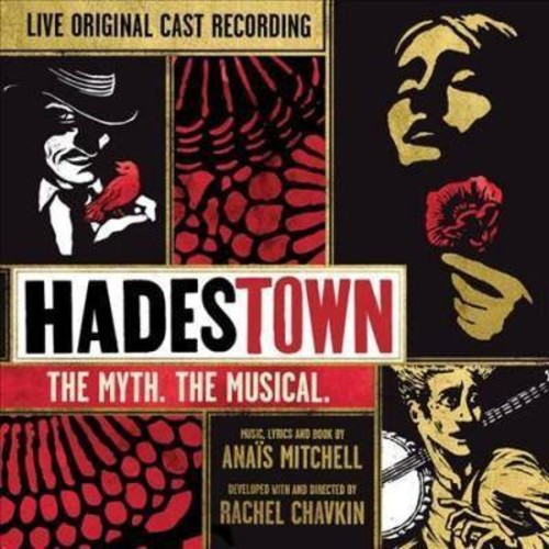 Anais Mitchell - Hadestown: The Myth (musical) [Audio CD]
