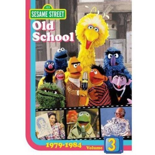 Sesame Street: Old School, Vol. 3 - 1979-1984 (dvd_video)