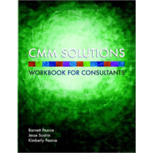 CMM Solutions : Workbook for Consultants