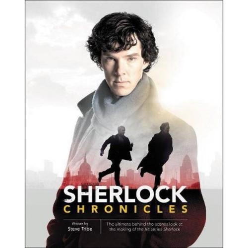 Sherlock Chronicles (Hardcover) (Steve Tribe)