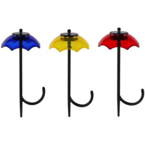 Trendscape Solar LED Umbrella Decor Pathway Light