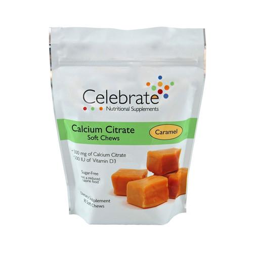 Celebrate Calcium Citrate Soft Chews