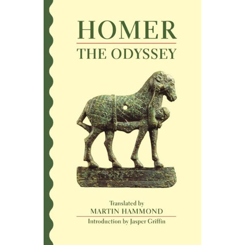 Homer: The Odyssey / Edition 1