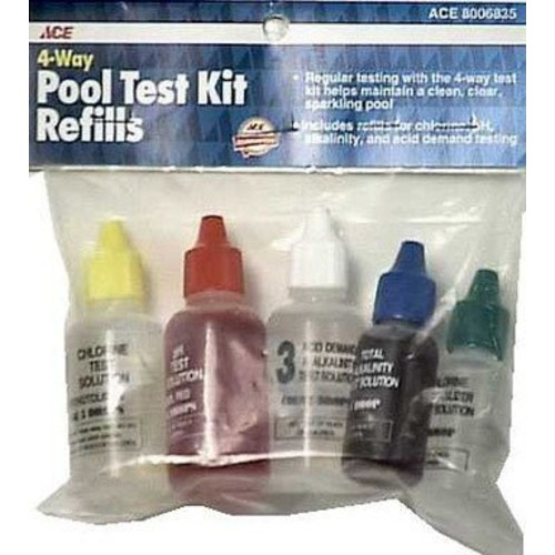 ACE FOUR WAY TEST KIT REFILL [Misc.]