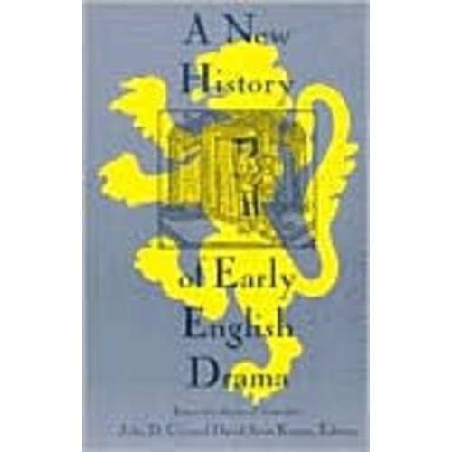A New History of Early English Drama / Edition 1