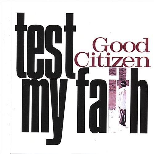 Test My Faith [CD]