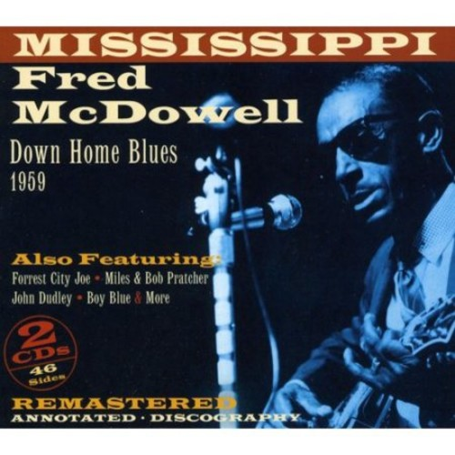Downhome Blues 1959 [CD]
