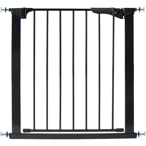 Kidco Gateway Pet Gate, Black [Black, Fits Openings 29